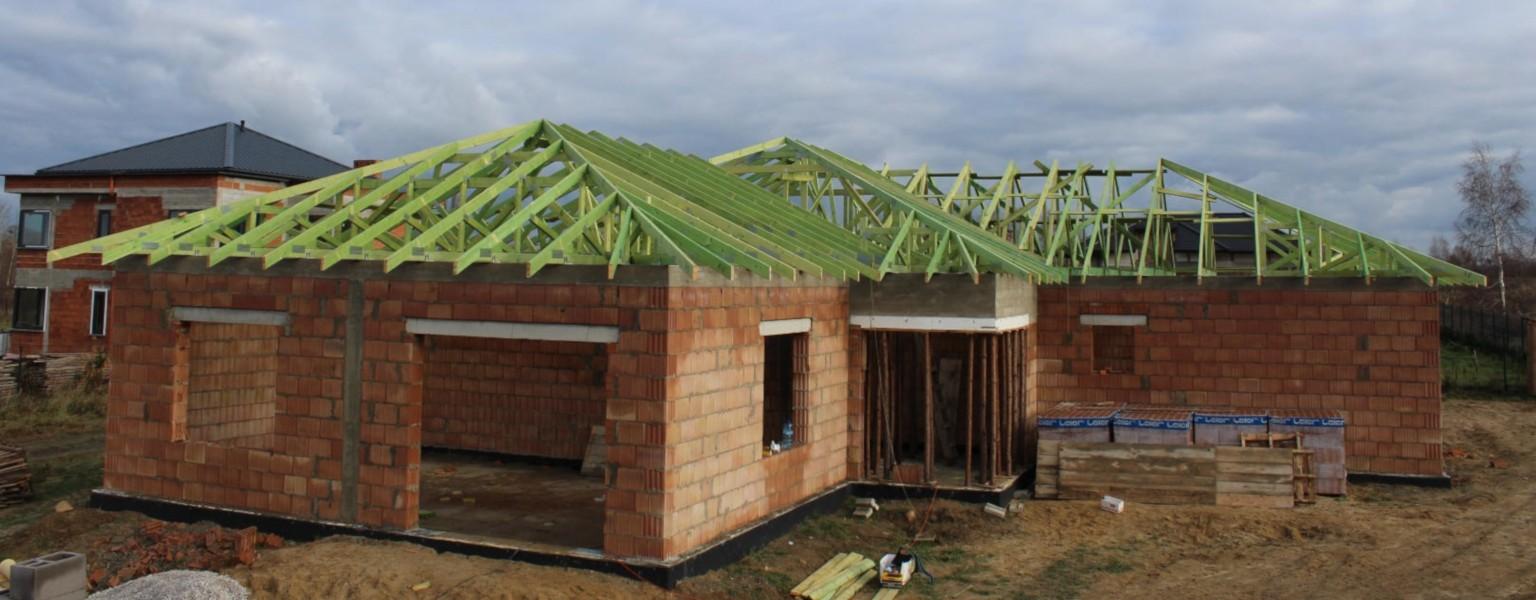 Realizacja domu jednorodzinnego w m. Łódź