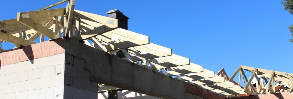 Realizacja dachu budynku mieszkalnego w miejsc. Tuszyn