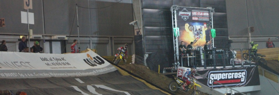 Zawody Supercross