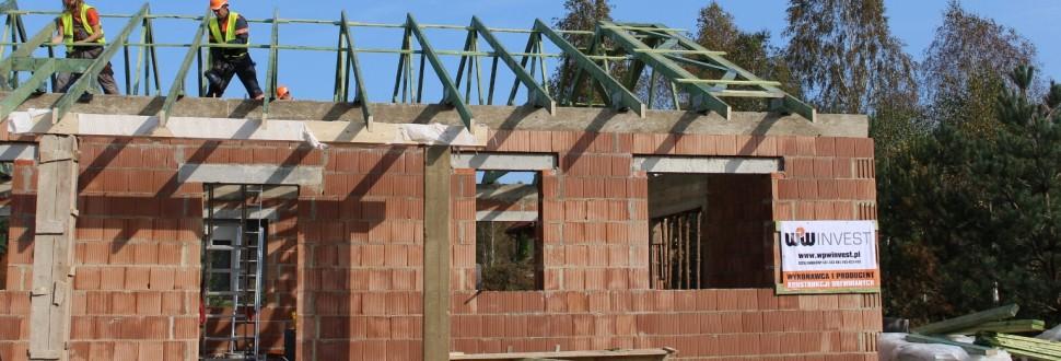 Realizacja dachu budynku mieszkalnego w miejsc. Zgierz