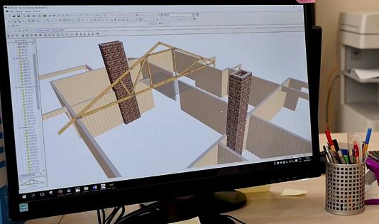 Projektowanie konstrukcji drewnianej