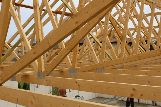 Więźba dachowa WPW Invest